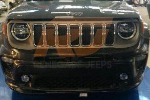 Novo Jeep Renegade tem imagens vazadas