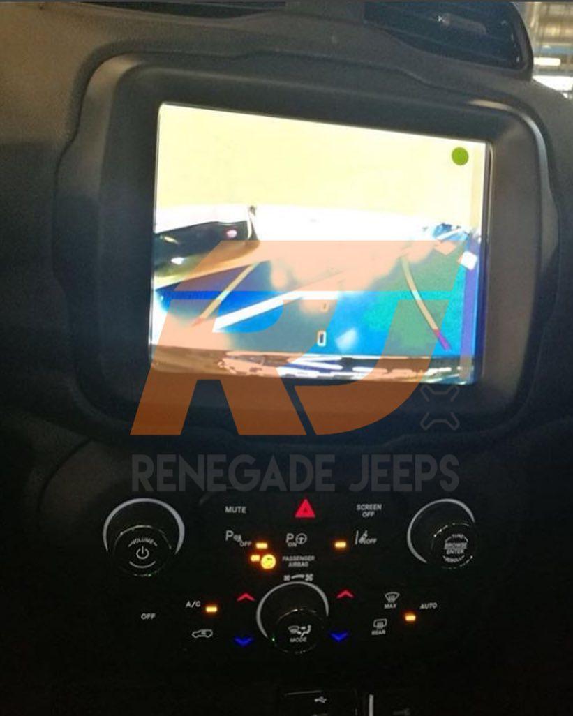 Novo Jeep Renegade  teve imagens vazadas por um perfil do instagram