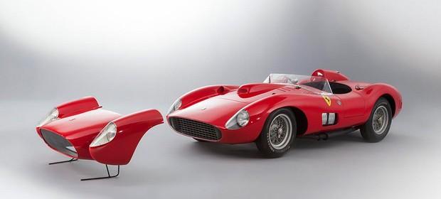 Boris Feldman comenta sobre Ferrari 335 que foi pilotada por Stirling Moss