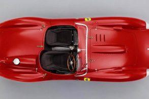 Ferrari 335 Sport Scaglietti: a Ferrari de R$ 130 milhões