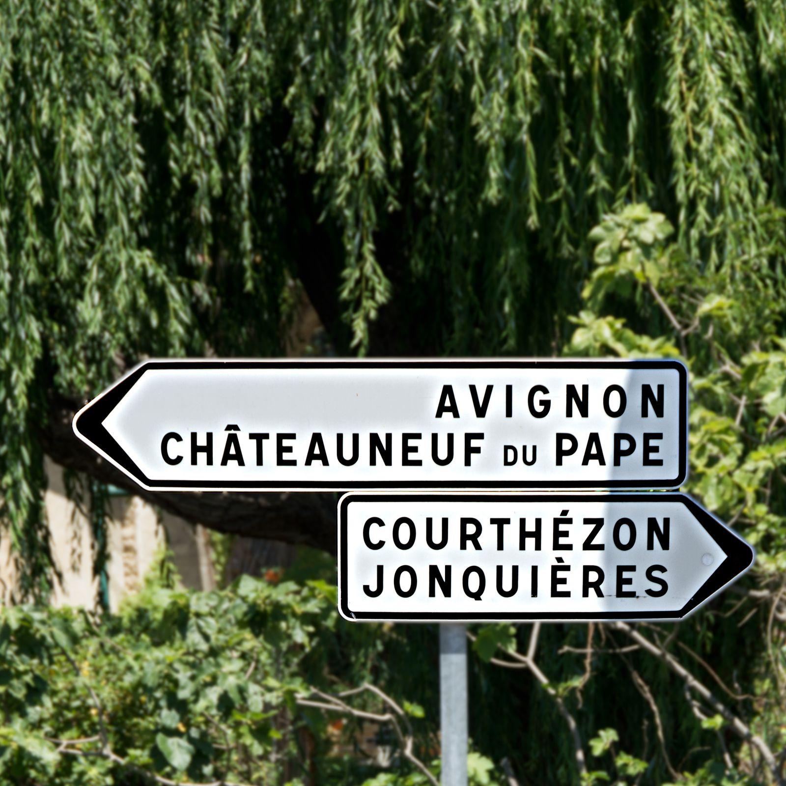 Chateauneuf-du-Pape, França