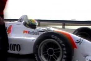 [Vídeo] Senna na Indy? Há 25 anos, piloto fez teste nos EUA