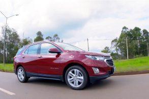 [Vídeo] Boris testou o Chevrolet Equinox