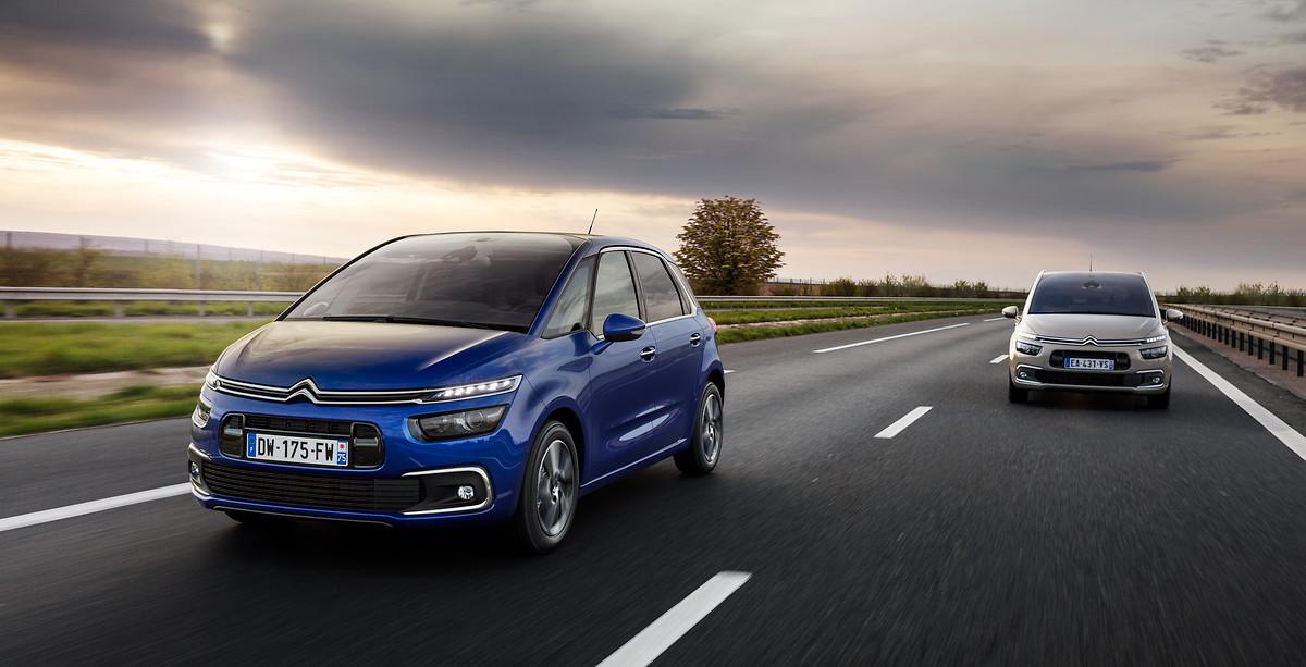 Recall da Citroën envolve os modelos C4 Picasso e Grand C4 Picasso