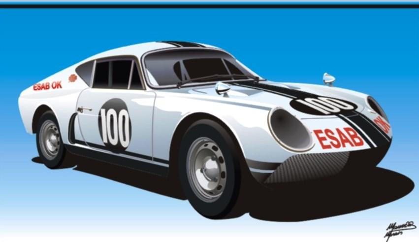 Achcar Simca Santa Fúria marcou época no automobilismo nacional