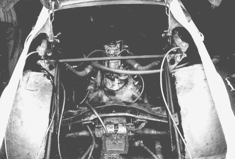 Achcar Simca Santa Fúria adotou soluções mecânicas peculiares