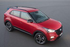 Hyundai aumenta preços de versões do Creta
