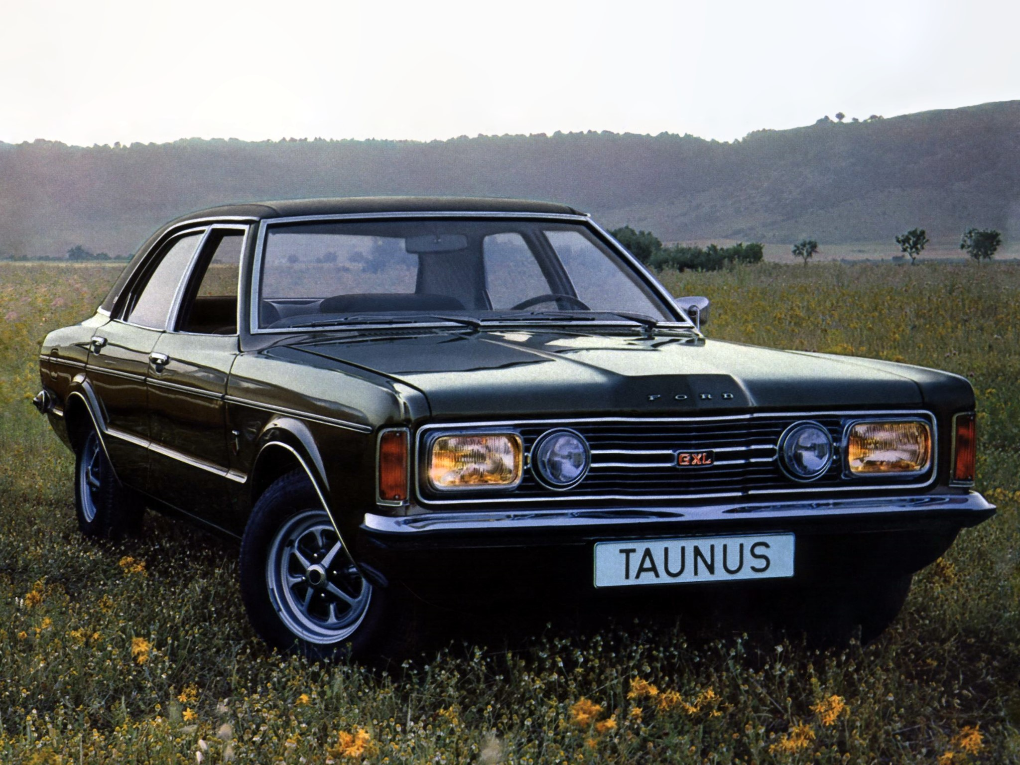 "Ford Maverick teve vida curta; Taunus quase ""roubou"" seu lugar"
