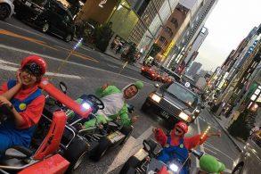 Sim, os japoneses criaram o Super Mario Kart da vida real