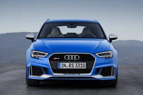 Novo Audi RS3 chega ao Brasil por R$ 329.990