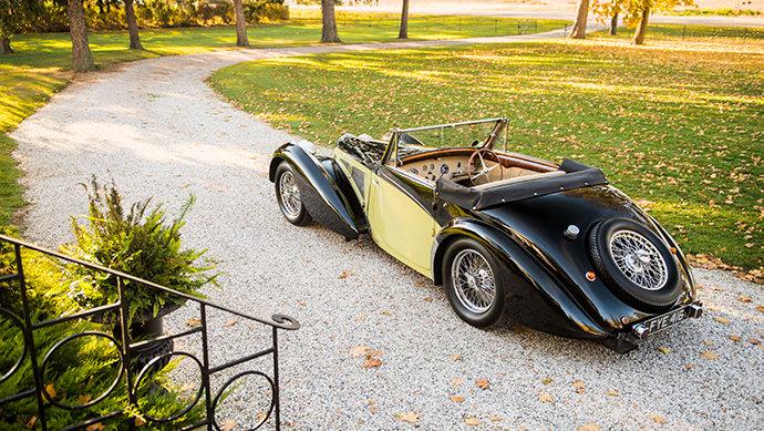 Carros clássicos mais caros de 2017: Bugatti Type 57 conversível