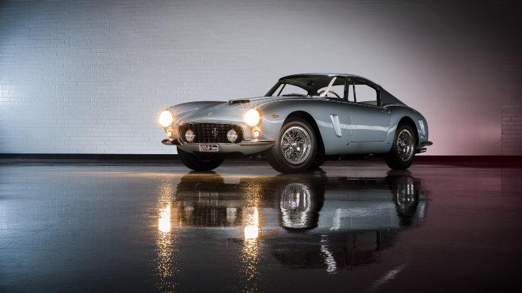 Carros clássicos mais caros de 2017: Ferrari 250 GT obteve alto valor