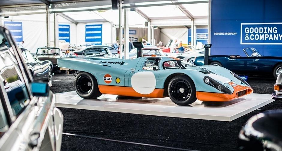 Carros clássicos mais caros de 2017: 917K foi o Porsche mais caro de todos os tempos