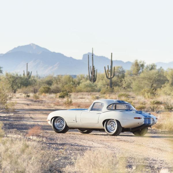 Carros clássicos mais caros de 2017: Jaguar em nono lugar