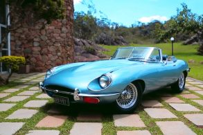 [Vídeo] Clássico do Boris: Jaguar E-Type 1971