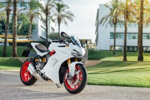 Ducati SuperSport S: Chapa quente e temperada