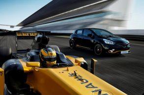 Renault apresenta Clio inspirado na Fórmula 1