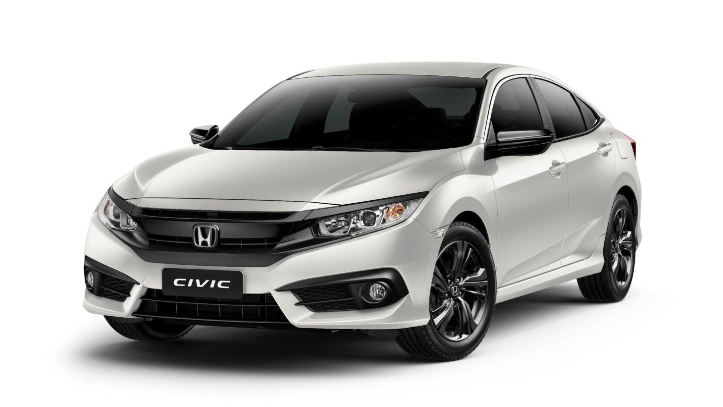 Honda Civic 2018 tem poucas novidades