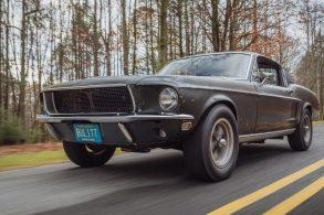 Mustang guiado por Steve McQueen em Bullitt é encontrado