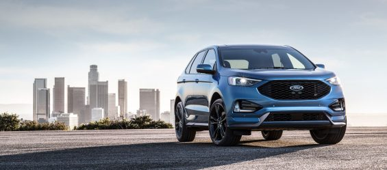 2019 ford edge st 1