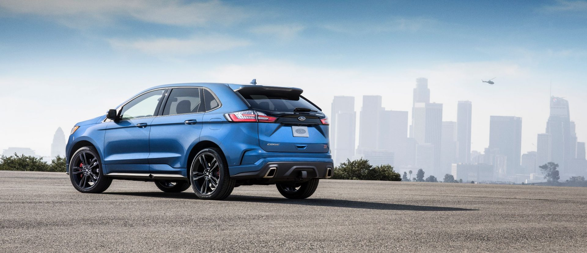 2019 ford edge st 2