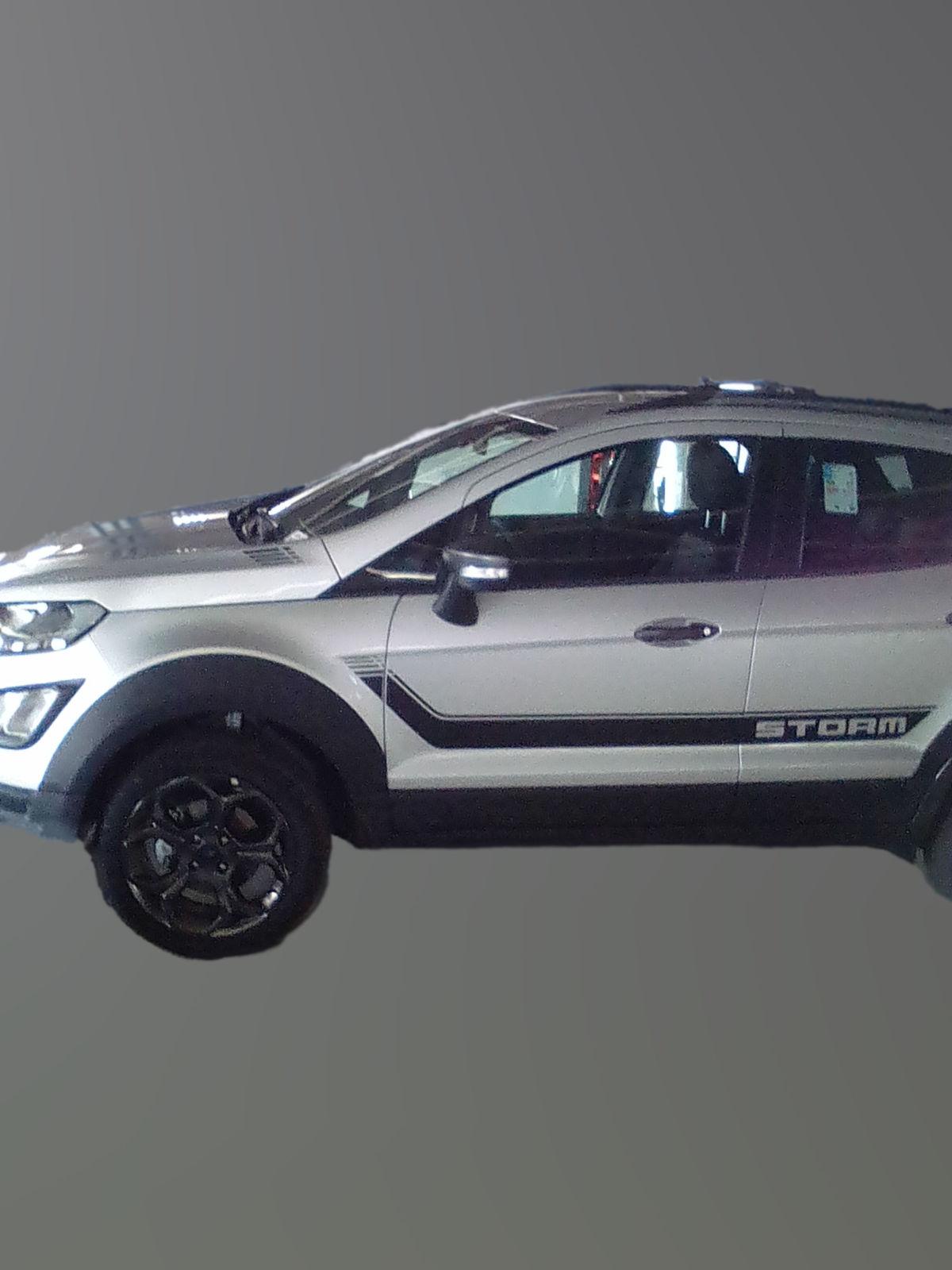 Ford EcoSport Storm com preço na casa de R$ 100 mil