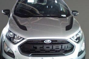 Ford EcoSport Storm terá preço na casa dos R$ 100 mil