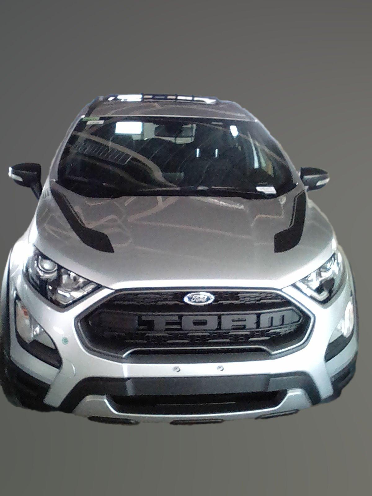 Ford Ecosport Storm Tera Preco Na Casa Dos R 100 Mil