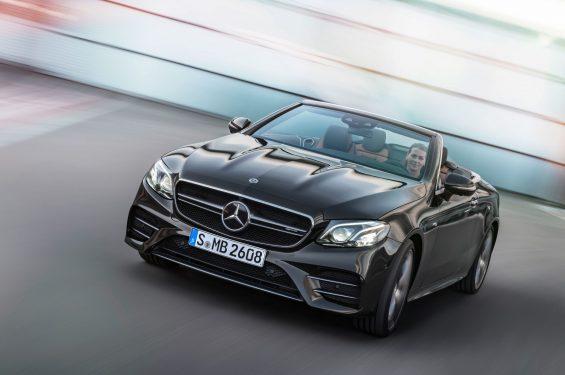 Mercedes-AMG E 53 Cabriolet