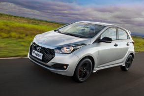 Hyundai lança série especial HB20 R spec Limited