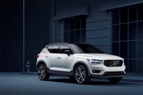 Volvo inicia pré-venda do XC40