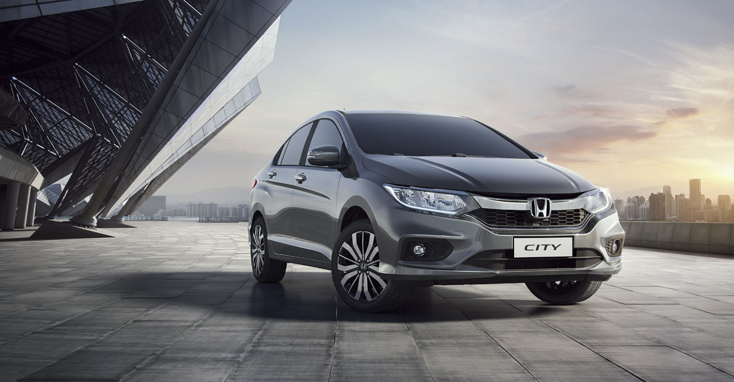 Honda City 2018 passou por um discreto facelift