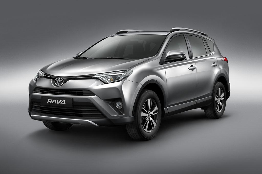 Toyota RAV4 de entrada
