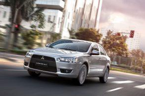 Mitsubishi disponibiliza Lancer 2018 sem novidades