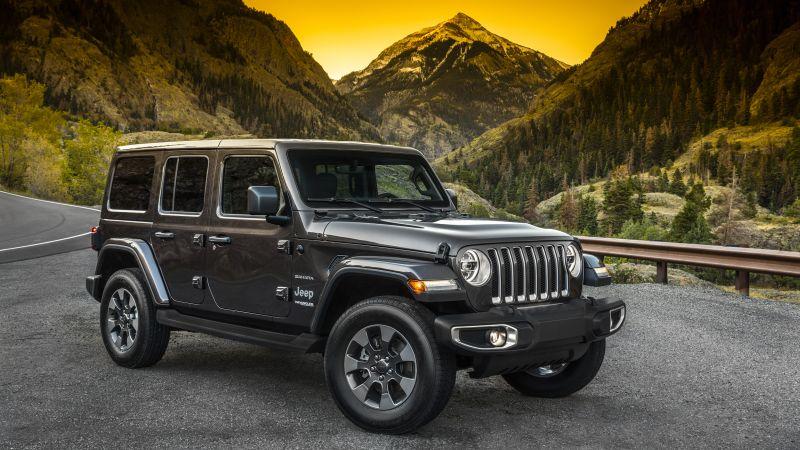 Novo Jeep Wrangler