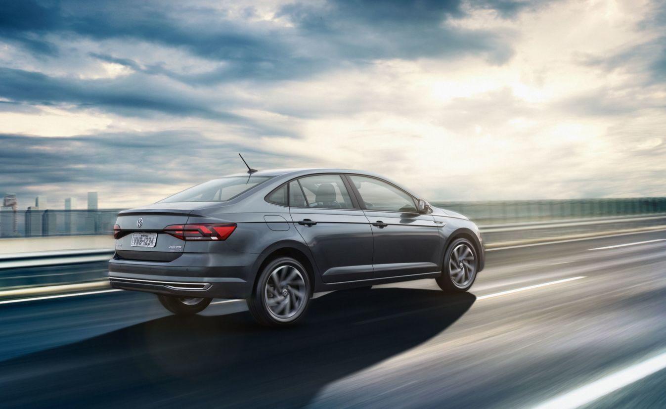 Volkswagen Virtus é revelado oficialmente