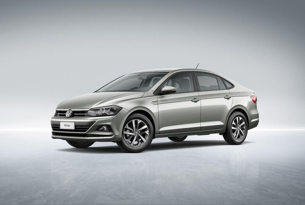 VW Virtus Comfortline
