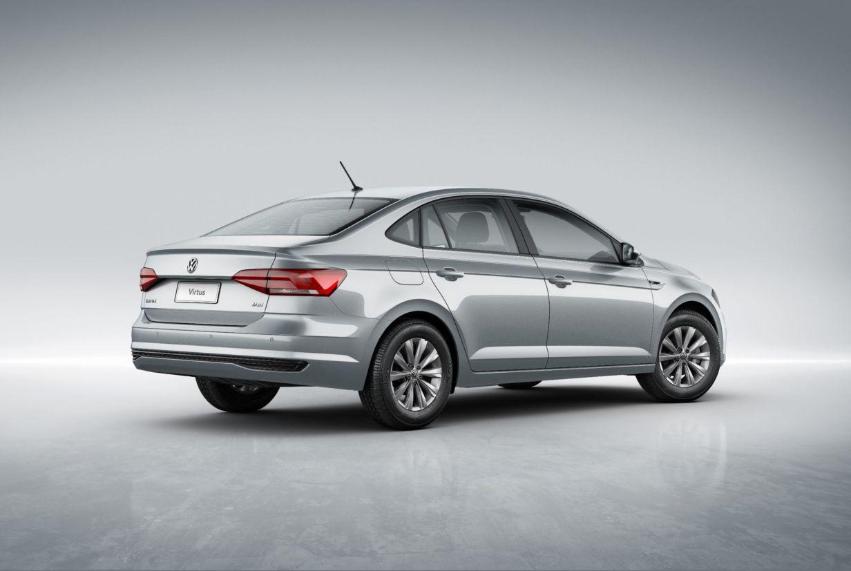 VW Virtus MSI