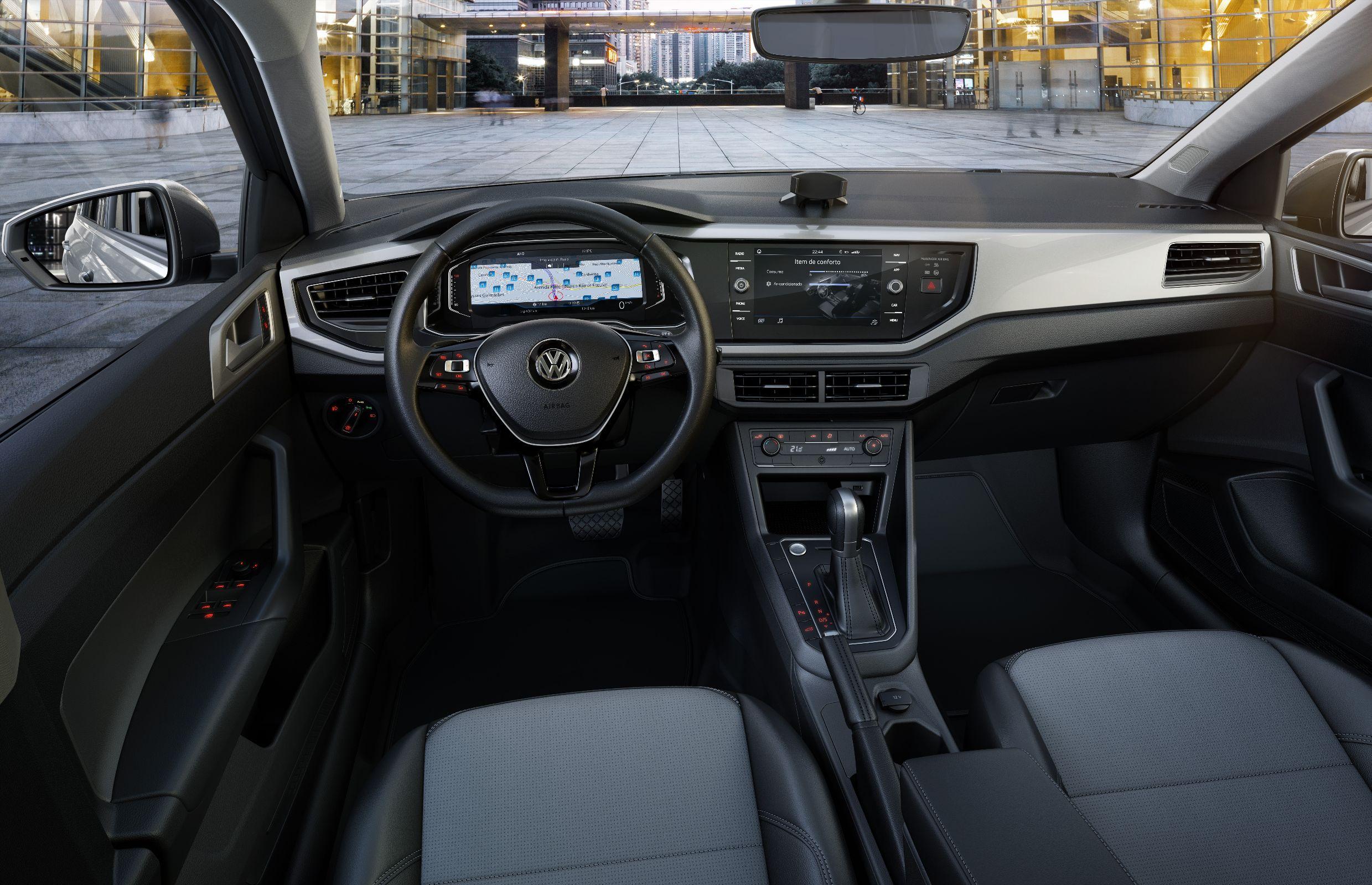 Volkswagen Virtus lançamento