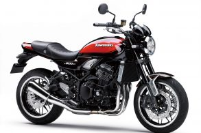 Kawasaki Z 900RS: Retrovisor do futuro