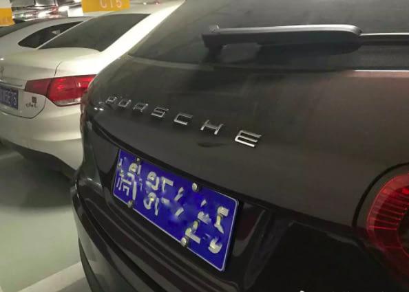 Porsche Zhongtai xing ling chinês