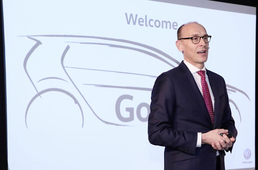 Nova geração do golf será lançada ainda em 2018; hatch começará a rodar em 2019