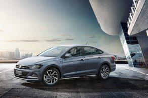 Volkswagen regula Virtus para o mercado