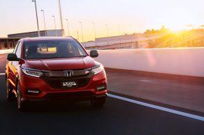 Honda HR-V 2018 com novo visual é lançado no Japão