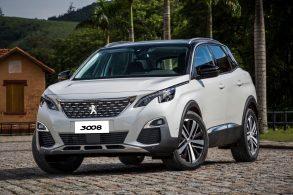 Peugeot 3008 Griffe Pack: versão mais completa fica R$ 9 mil mais cara