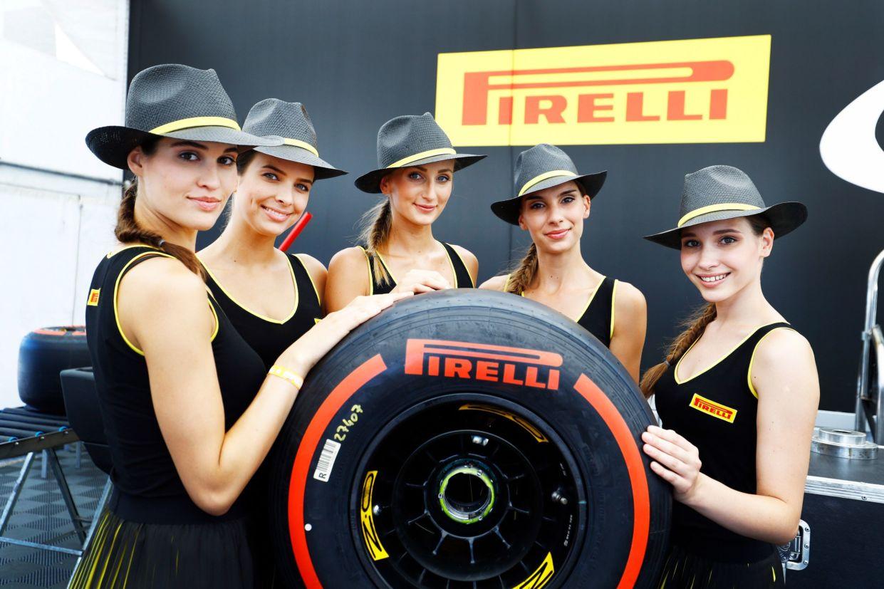 F1 não terá mais grid girls