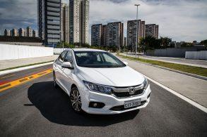 Honda City 2018 tem preços entre R$ 61 mil e R$ 83,4 mil