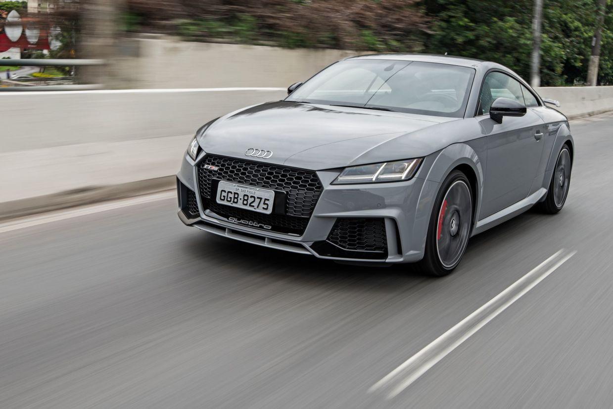 Audi TT RS Coupé é lançado no Brasil por 425 mil reais