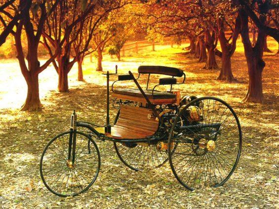O Patent Wagen...