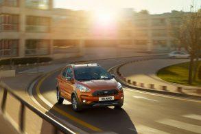 Ford Ka reestilizado chega em agosto